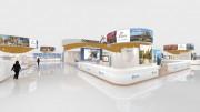 El stand de Fitur contará con 1609 metros y estará inspirado en la naranja