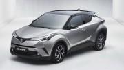 Toyota C-HR , se descubre antes de Ginebra