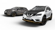 Nissan presenta Qashqai Premium Concept y Nissan X-Trail Premium Concept en Ginebra