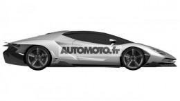 El Lamborghini LP 770-4 Centenario parece que llega desde el futuro