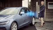 Volvo, primera marca en lanzar coches que se abran desde el móvil
