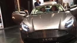 Aston Martin desarrollará su primer vehículo eléctrico con Leeco de China