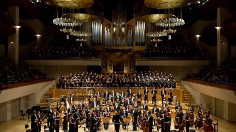 La Excelentia Pops Symphony Orchestra hoy en el Palau de la Música