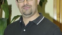 Concejal delegado de Personal y Régimen Interno, Sergio Moreno