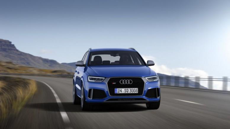 Audi RS Q3 performance: pura potencia con 367 CV