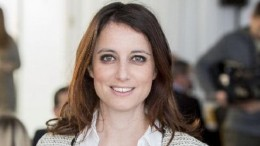 Andrea Levy, portavoz del PP