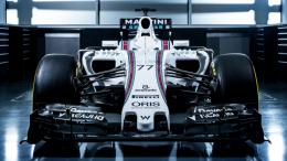 El Wlilliams FW38 Mercedes de Fórmula 1 revelado