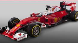Ferrari presenta su coche de F1 2016, el SF16-H