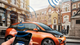 BMW presenta la tecnología 'Vehicular CrowdCell' en el Mobile World Congress