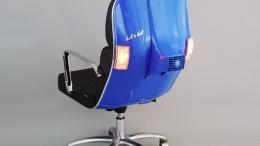 La silla para fanáticos de la Vespa