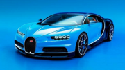El Bugatti Chiron listo para batir el récord del mundo de velocidad