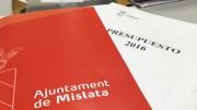 El Ayuntamiento de Mislata aprueba por pleno los presupuestos para 20016