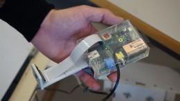 El nuevo sistema sensor para detectar gases nocivos