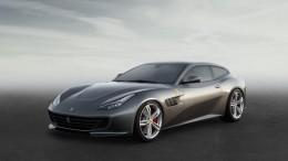 El Ferrari GTC4Lusso debutará en el Salón de Ginebra