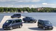 Volkswagen Vehículos Comerciales integra una versión más cercana a los turismos en el Caddy y Caravelle
