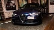El nuevo Alfa Romeo Giulia QV, por primera vez en España