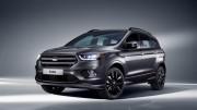 El nuevo Ford Kuga 2016 se presenta en el Mobile World Congress