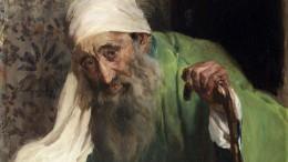 La pintura 'El Hebreo' de Joaquin Sorolla