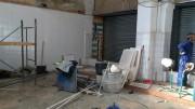 Las obras del traslado de la Oficina Municipal al Mercado Municipal