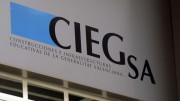 Logotipo de Ciegsa