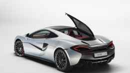 McLaren presentará en Ginebra el 570GT