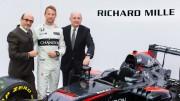 McLaren firma con Richard Mille para reemplazar a TAG Heuer