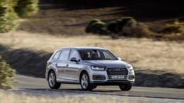 Audi lanza en marzo en España la versión híbrida enchufable del Q7