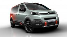 Concept SpaceTourer Hyphen: Citroën sube la música