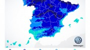 Los neumáticos de invierno, recomendables en 38 provincias españolas