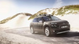 Citroën C4 Cactus Rip Curl: 100% outdoor, 100% aventura