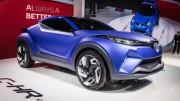 Toyota confirma nuevo crossover para Europa basado en el C-HR