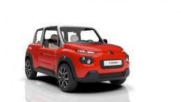 Citroën presentará en el Salón Rétromobile el nuevo E-Méhari