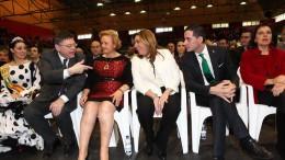 Día de Andalucía, Ximo Puig, Susana Diaz, Mislata