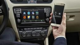 Škoda presenta la tecnología MirrorLink en el MWC