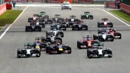 La FIA publica la lista oficial de pilotos y equipos de la Fórmula 1 de 2016