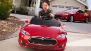 El Tesla Model S para niños cuesta 500 $
