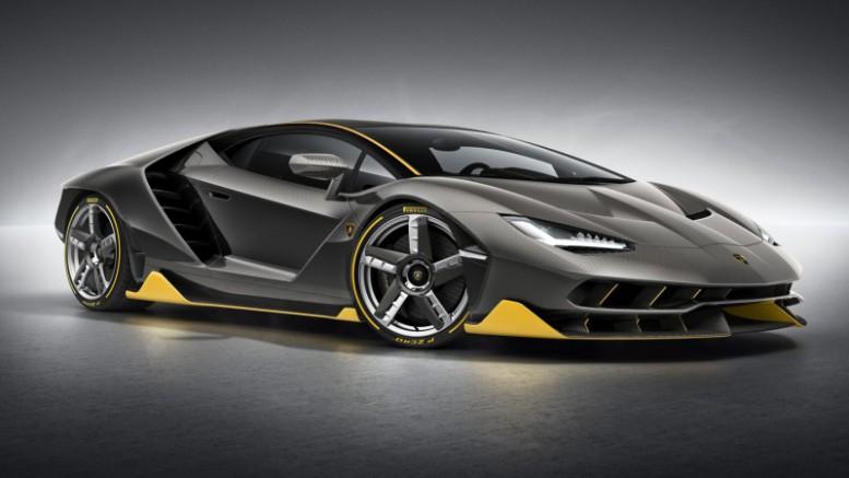El Lamborghini Centenario con 770 cv presentado en Ginebra