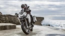 Ducati Multistrada 1200 Enduro: actitud Globetrotter