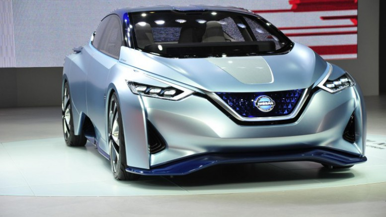 """Nissan anuncia su visión de la """"Movilidad Inteligente"""""""