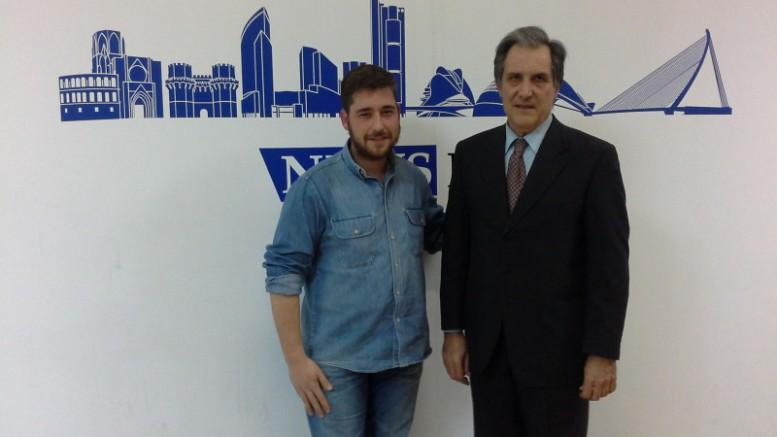 Entrevista al Decano de la RACV, Federico, Martínez, Roda