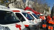 Cruz Roja llega a más de 592.000 personas