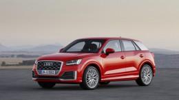 El nuevo Audi Q2: compacto, deportivo y cargado de alta tecnología