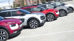 El Citroën C4 Cactus ofrece hasta 38.000 variantes diferentes