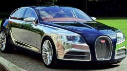 Bugatti evalúa fabricar un sedán de cuatro puertas