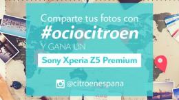 #ociocitroen, el concurso de Instagram de Citroën