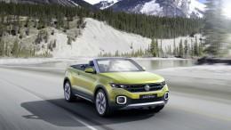 Volkswagen presenta el T-Cross Breeze y Up! enn Ginebra