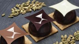 """Un Chef Francés crea """"Déesee"""" un pastel inspirado en el DS World de París"""