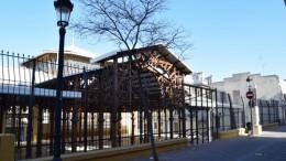 El nuevo edificio del antiguo Mercado