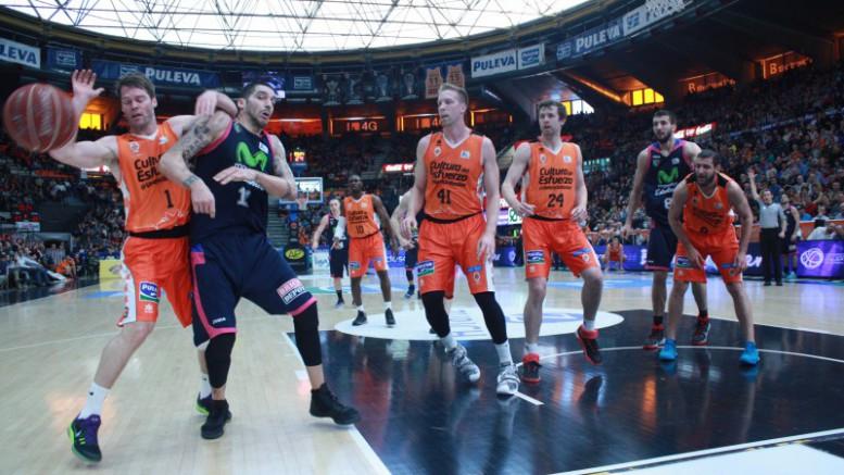 El día después de Fallas el Valencia Basket falla