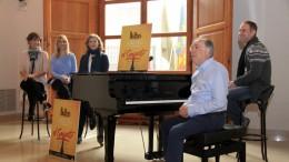 Presentación del Concierto The Beatles en el Círculo de Bellas Artes